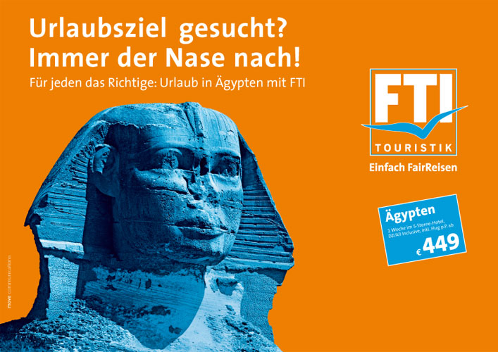 Fti: anniversary posters move communications